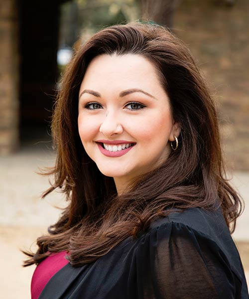Lauren Moon, Gilson Daub Employee of the Month, July 2019
