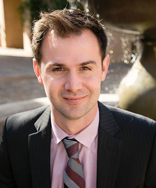 Trevor Simonson, Gilson Daub Featured Employee, September 2019