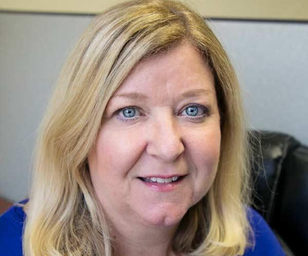 Brenda Turbeville, Gilson Daub Employee of the Month, February 2019